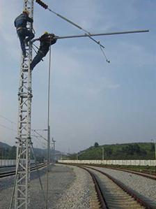 GQX-350高速铁路轻型接触网抢修支柱