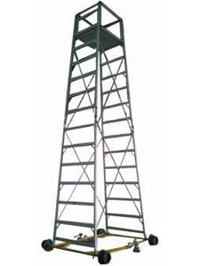 XDLTC高强度铝合金作业梯车