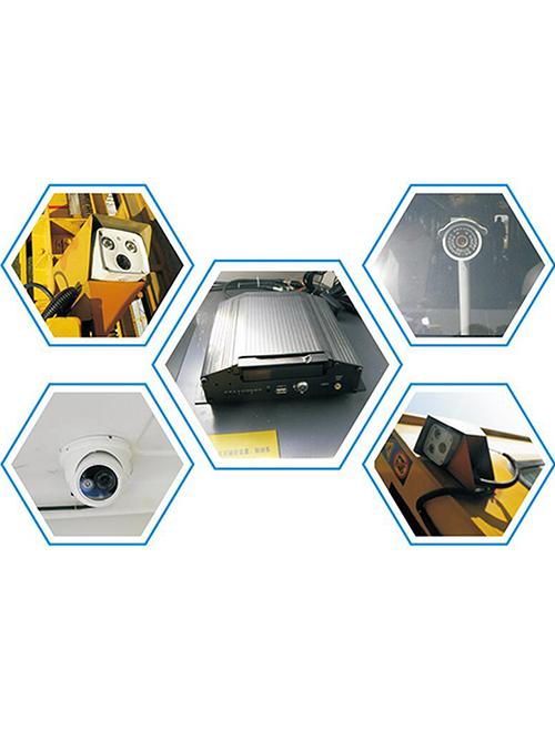 接触网作业车(抢修作业)远程视频监控记录系统
